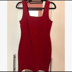 Foreign Exchange Bodycon Mini Dress